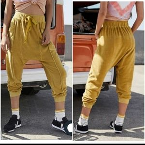 Free People Movement In The Slick Of It Harem Pant